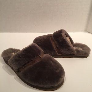 Ugg Dalla Sheepskin Brown Slippers